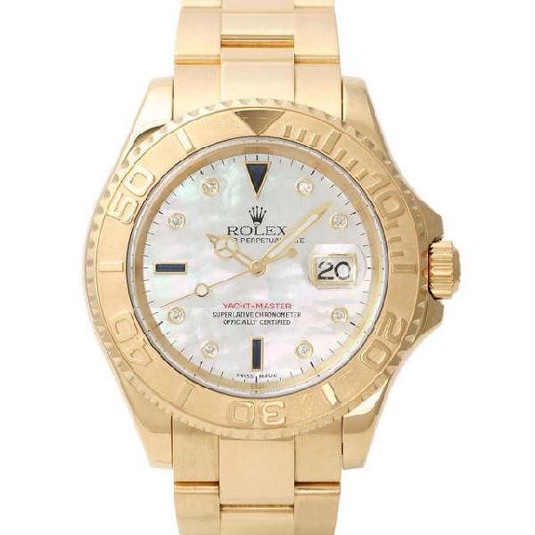 ロレックス メンズ 時計ヨットマスター 腕時計 ウォッチ Ref.16628NGS