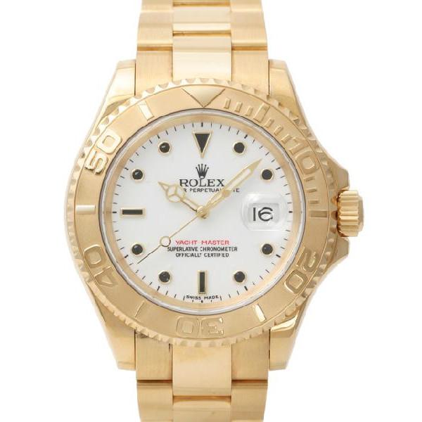 ロレックス メンズ 時計ヨットマスター 腕時計 ウォッチ Ref.16628G