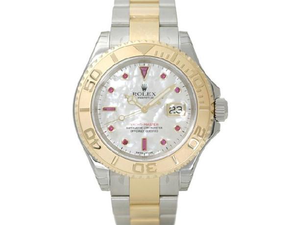 ロレックス レプリカ腕時計通販後払い メンズ 時計ヨットマスター 腕時計 ウォッチ Ref.16623NGR