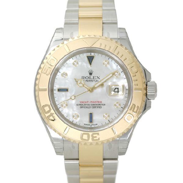 ロレックス メンズ 時計ヨットマスター 腕時計 ウォッチ Ref.16623NG