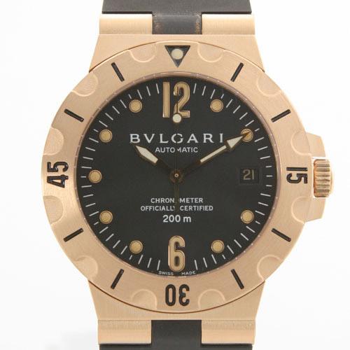 品番:BVLGARI-4329ブルガリ ディアゴノ プロフェッショナル スクーバ