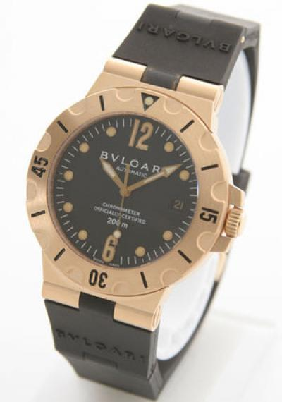 ブルガリコピー時計最安値  ディアゴノ プロフェッショナル スクーバ