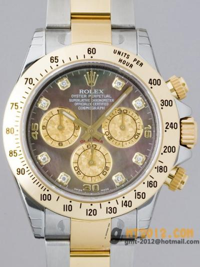 ロレックススーパーコピー デイトナ 116523NG ブラックシェル