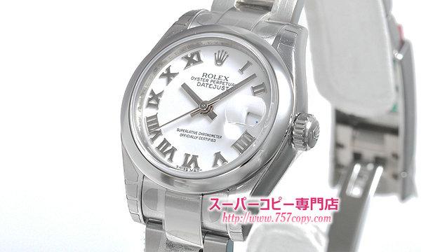 ブランド時計販売 ロレックススーパーコピー  オイスターパーペチュアル デイトジャスト 179160
