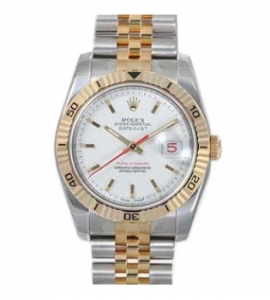 (ROLEX)ロレックスコピー 腕時計 オイスターパーペチュアル ターノグラフ 116263