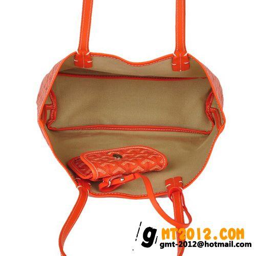 ゴヤール トートバッグ サンルイGM オレンジGOYARD-029