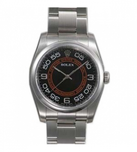 レプリカ ロレックス代引きメンズ時計 オイスターパーペチュアル 116000