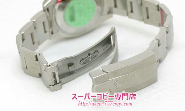 (ROLEX)ロレックスコピー 時計 ユニセックス オイスターパーペチュアル 177200