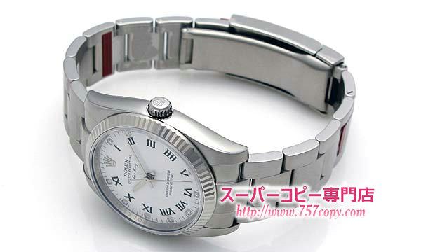 (ROLEX)ロレックス コピー時計 オイスター パーペチュアル エアキング 114234G