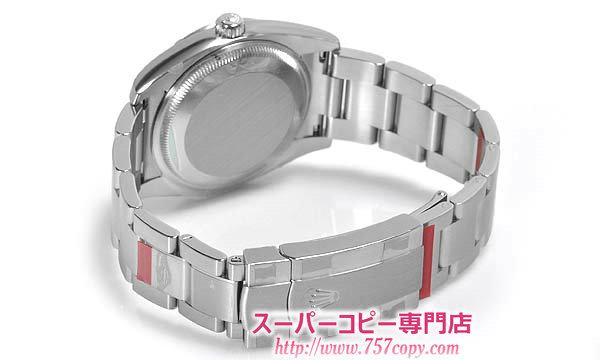 (ROLEX)ロレックス コピー時計 オイスターパーペチュアル エアキング 114210