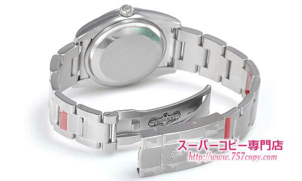 (ROLEX)ロレックスコピー オイスターパーペチュアル エアキング 114200