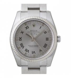 スーパーコピー ロレックス 腕時計 エアーキング グレープリントローマ114234 代引きできる店