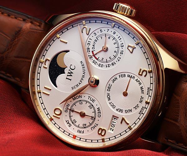 コピー腕時計 iwc 偽物 ポルトギーゼ パーペチュアル カレンダー Portuguese Perpetual Calendar IW502213