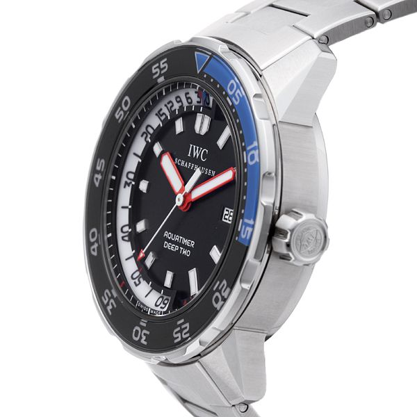 コピー腕時計 IWC アクアタイマー ディープII / Ref.IW354703