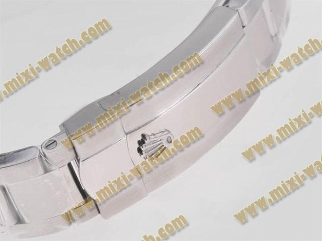 ロレックス ミルガウス ステンレススチール カドラン ブラン ストラクチュア バージョン 39 Mm オートマティック ウオッチ