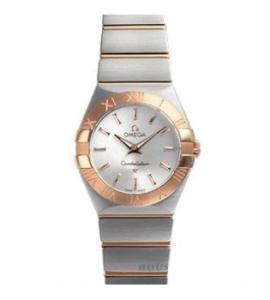 オメガコピー 代引き腕時計 オメガ コンステレーション ブラッシュクォーツ123.20.27.60.02.001コピー腕時計代引き