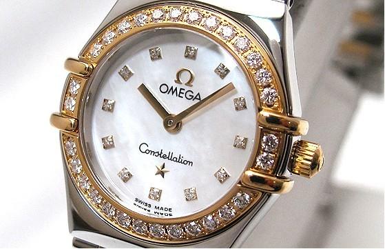 コピー腕時計 コンステレーションマイチョイスミニ 1365-75レプリカ激安代引き対応