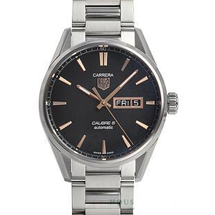 タグホイヤー 時計 コピーカレラキャリバー5 デイデイトWAR201C.BA0723 中国国内販売店
