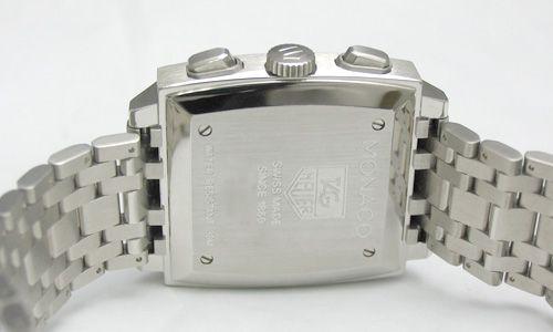 タグ・ホイヤー    モナコクロノ CW2112.BA0780