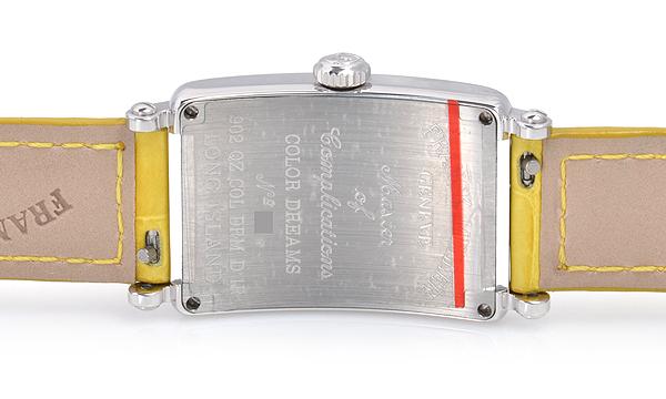 フランクミュラーコピーロングアイランド カラードリームス902QZ COL DRM D 1R
