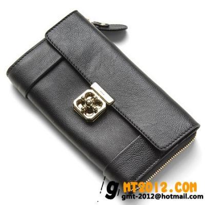 ブランドスーパーコピー財布代引き口コミクロエ ラウンドファスナー長財布3p0591 223 001 ブラック