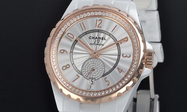 シャネルコピーJ12-365 ダイヤモンドH3843