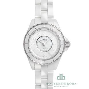 シャネル時計 コピーJ12 29 ホワイトファントム世界限定2000本H3705 代引きコピー商品