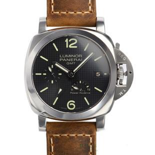 パネライ レプリカ腕時計通販後払い ルミノール1950 3デイズ パワーリザーブ GMTPAM00537