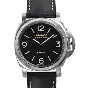 パネライ スーパーコピー腕時計代引き ルミノールベース 8デイズ アッチャイオPAM00560