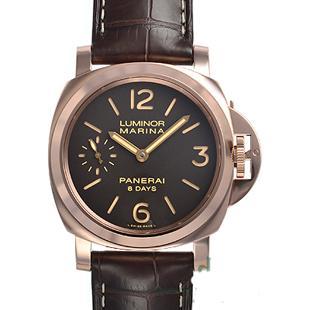パネライスーパーコピールミノールマリーナ 8デイズPAM00511 偽物腕時計代引き可能中国国内発送