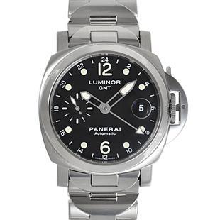 パネライ コピーブランド 代引き腕時計   ルミノールGMT PAM00160 通販信用できる