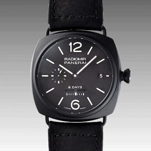 パネライ時計スーパーコピー通販後払いラジオミール 8デイズ PAM00384