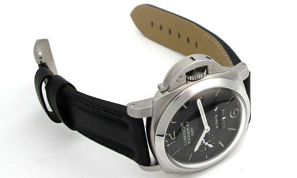 パネライ   ルミノール1950 8デイズGMT PAM00233