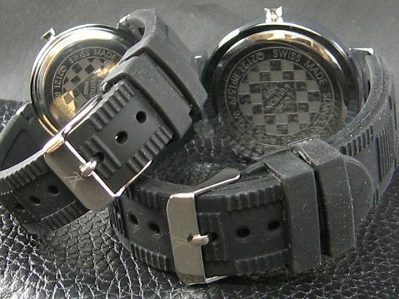 ルイヴィトン   時計恋人時計ブラック LV-031