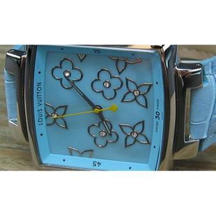 ルイヴィトン スーパーコピー時計代引き 青文字盤LV-029商品代引き