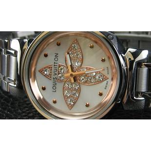 スーパーコピー ルイヴィトン時計超人気恋人時計LV-026 代金引換国内