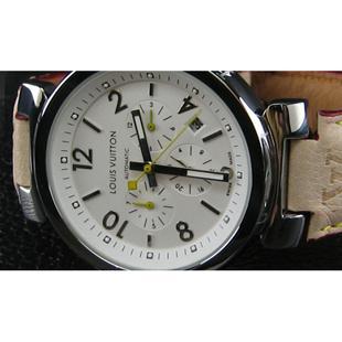 ルイヴィトン   時計超美品白文字盤41mm LV-021