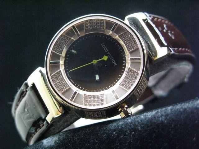 ルイヴィトン  時計 タンブール・クォーツ・J LVTA0307
