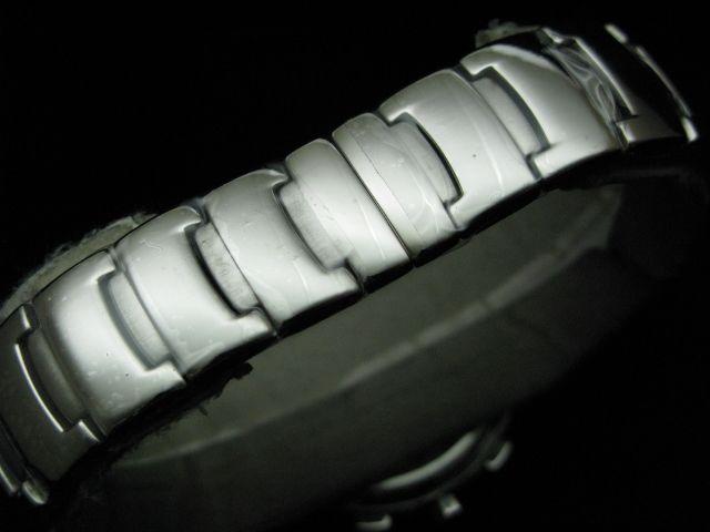 ルイヴィトン  時計 タンブール・クロノ・クォーツ・D LVTC0404