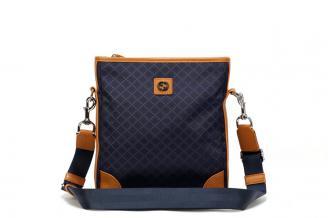 51803-4 GUCCIグッチ レプリカバッグ代引き 男性 ハンドバッグ メッセンジャーバッグ ショルダーバッグ ブルー Gucci布革
