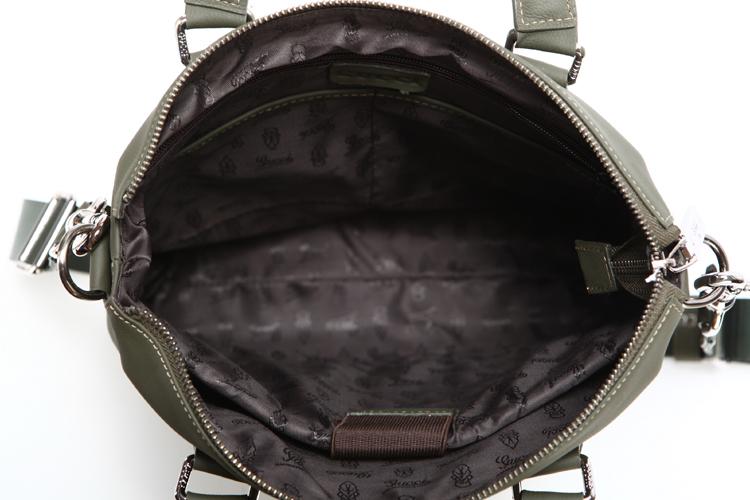51805-3 Gucciフルレザー 男性 ハンドバッグ メッセンジャーバッグ ショルダーバッグ GUCCIグッチ ブラウン