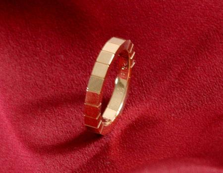 カルティエ Cartier ラニエール リング【指輪】 イエローゴールド B4044900