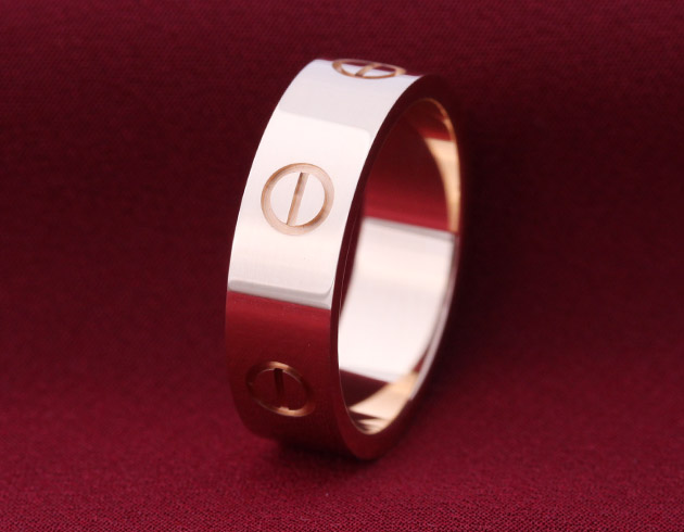 カルティエ Cartier ラブ リング【指輪】 ピンクゴールド B4084800