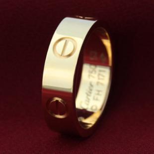 カルティエ Cartier ラブ リング【指輪】 イエローゴールド B4084600